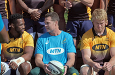 Kolisi keeps captaincy as Rassie welcomes Etzebeth and Whitely back for 'Boks