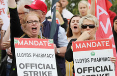 8 stores closed today as Lloyds Pharmacy workers strike continues