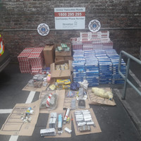 Man charged over €252k drug, tobacco and cash seizure as part of clamp down on Limerick gangs
