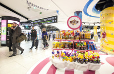 This is how much passengers spend in each of Dublin Airport's shops and restaurants