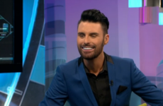 Rylan Clark had a dig at Caroline Flack's on-off romance live on telly... it's The Dredge