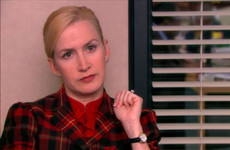 Angela from 'The Office' called out her nephew for using a photo of her to get attention on Tinder