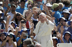 Mascots, bakers, and ironing mammies: here's what the 13,000 papal visit volunteers will be up to