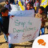 'We have twice had to rebuild our village on the West Bank - now our school is under threat'
