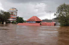 Over 300 dead in India as huge floods trigger landslides