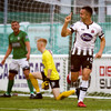 Dundalk return to Premier Division summit as Lilywhites stroll to victory on the seaside