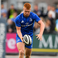 Concern over Leinster's early-season out-half options as Frawley forced off