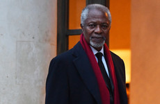 Former UN Secretary General Kofi Annan has died following a short illness
