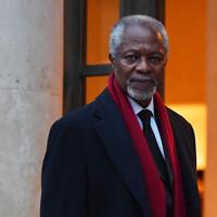 Former UN Secretary General Kofi Annan has died following a short illness