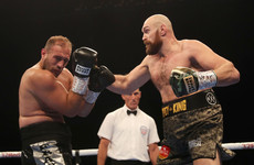 Tyson Fury strolls toward Deontay Wilder showdown with shutout win