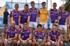 Anthony Daly's Kilmacud lift All-Ireland hurling sevens title on home soil