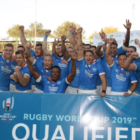 Namibia become 19th team to book their place at next year's World Cup