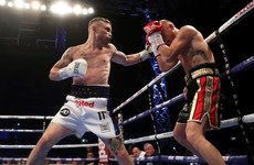 Carl Frampton earns first stoppage in over three years as he fulfils Windsor Park dream