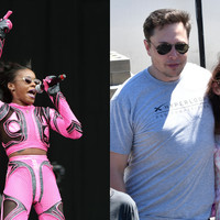 Elon Musk confirmed Azealia Banks was at his house waiting for Grimes after initially denying it