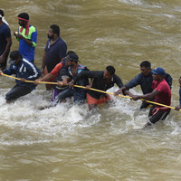 Photos: Entire villages swept away as southern Indian state stricken by floods
