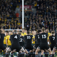 Australian rugby commentator criticised for 'golliwog' call in Wallabies-All Blacks clash