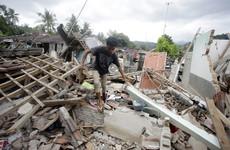 Fresh 6.9-magnitude earthquake hits Indonesia's Lombok island
