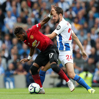 As it happened: Brighton vs Man United, Premier League