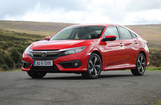 Review: The new Honda Civic saloon makes a compelling case as a great family car