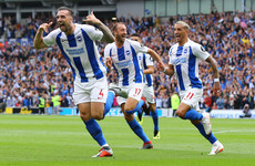 Shane Duffy on the scoresheet as excellent Brighton put Man United to the sword