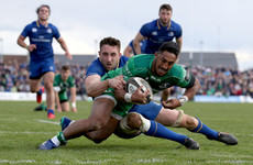 Aki expected back in Connacht training after visit to New Zealand