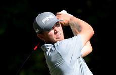Relief as Seamus Power just retains US Tour card