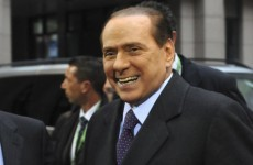 Berlusconi: Passion for beautiful girls is better than being gay