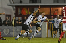 Dundalk move three points clear of champions Cork City with 13th straight league win