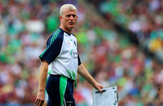 Limerick boss calls for 7 subs in hurling and the room to change match-day squads