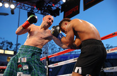 Spike O'Sullivan has career-biggest fight confirmed for Golovkin-Canelo II undercard in Vegas