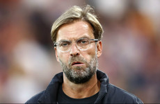 'I couldn't care less' - Klopp rejects talk of Liverpool title challenge