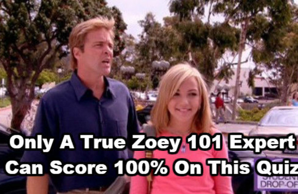 Only A True Zoey 101 Expert Can Score 100 On This Quiz The