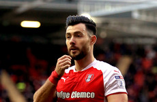 Championship club 'hopeful' of Richie Towell deal before loan deadline