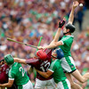 Analysis: Limerick dominate puck-outs, their ferocious work-rate and Galway's attacking woes