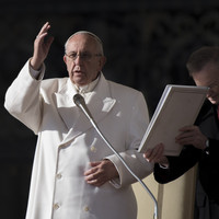 Pope will meet survivors of clerical sex abuse during his Irish visit, Vatican says