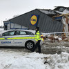 The Lidl looted during the snow has suffered a large robbery weeks before grand reopening