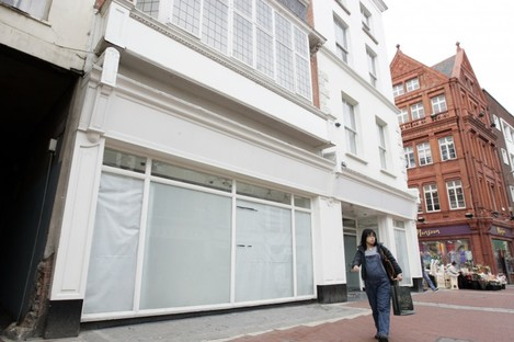 A formerly derelict retail unit on Grafton Street. With no local taxation income, councils were reliant on development as a form of revenue, An Taisce has suggested.