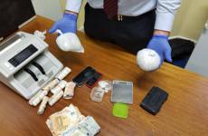 Drugs, cash, and fake passports seized in Dublin raid