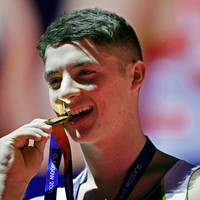 'I'm not one to just go and compete': Ireland's first-ever gymnastics gold medallist has big plans