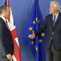 Barnier warns of no deal Brexit as pace of talks to intensify in coming weeks