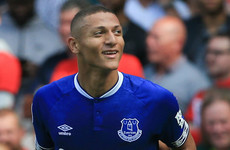 Everton's new boy Richarlison targeting Premier League Golden Boot