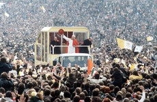 Do You Know What Ireland Was Like During Pope's 1979 Visit?