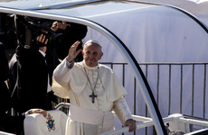 Three days out from visit, Pope Francis confirmed for parade through Dublin city centre