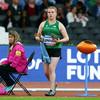 Ireland's Lenihan breaks world record twice on the way to winning gold