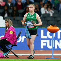 Ireland's Lenihan breaks world record twice on the way to winning gold