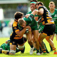 Wallaby-capped centre Godwin gets 'good change-up' at Connacht
