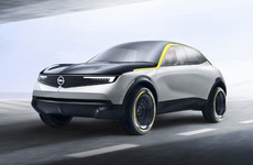 Opel's new concept car is an all-electric (and very futuristic) SUV