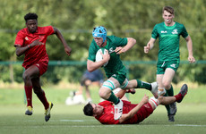 Connacht move into control of Clubs inter-pros with commanding win over Munster