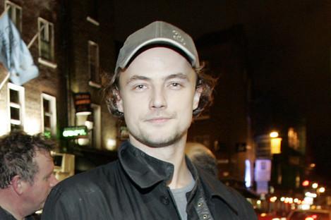Ross Hamilton in 2008