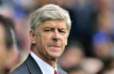Players should be banned for diving - Wenger